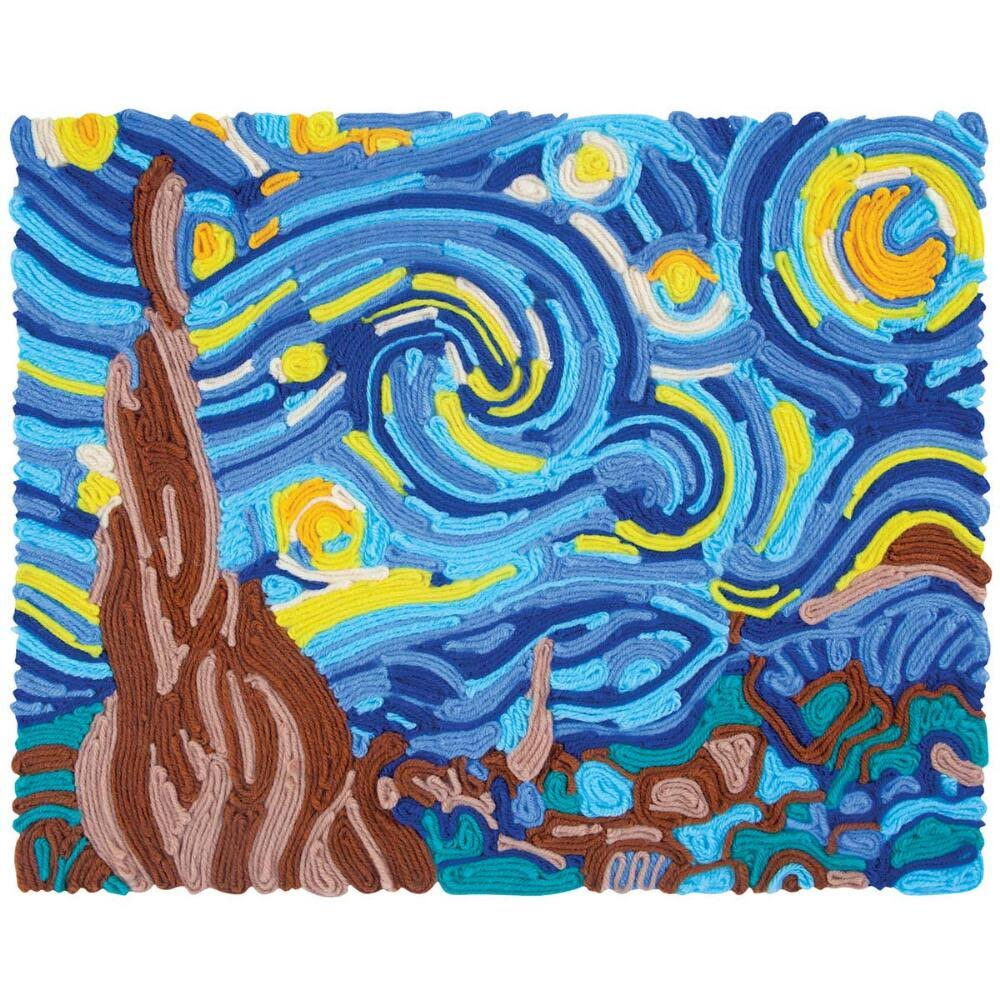 Y'Art Masterpiece Set, Starry Night