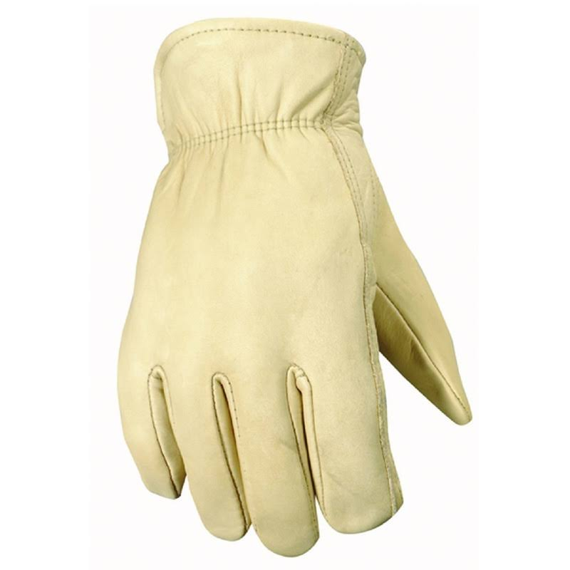 Wells Lamont Thinsulate Lined Leather Cowhide Work Gloves - X-Large