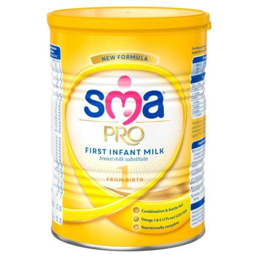 SMA Pro First Infant Milk - from Birth, 400g