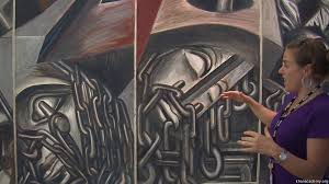 David Alfaro Siqueiros Famous Murals by Collective