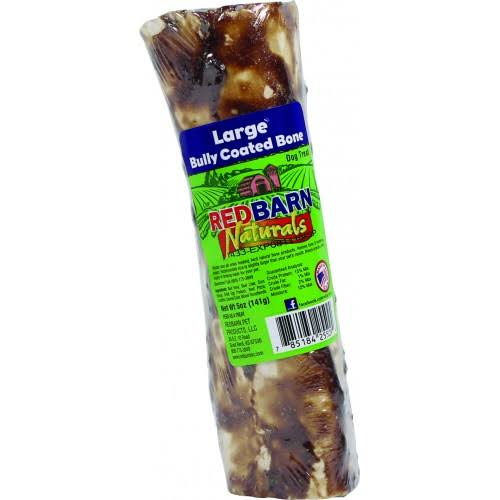 Redbarn Naturals Bully Coated Bone - Large
