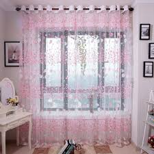 Pink Ruffle Curtain Topper by Purple Valances For Bedroom Awesome Purple Valance With White