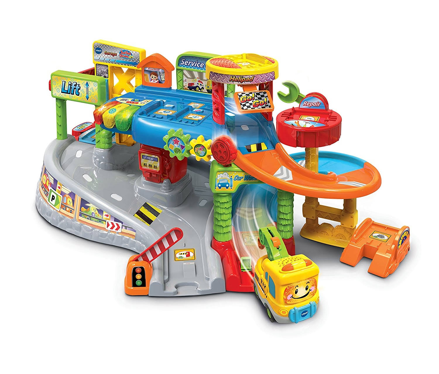 Vtech Toot Drivers Garage