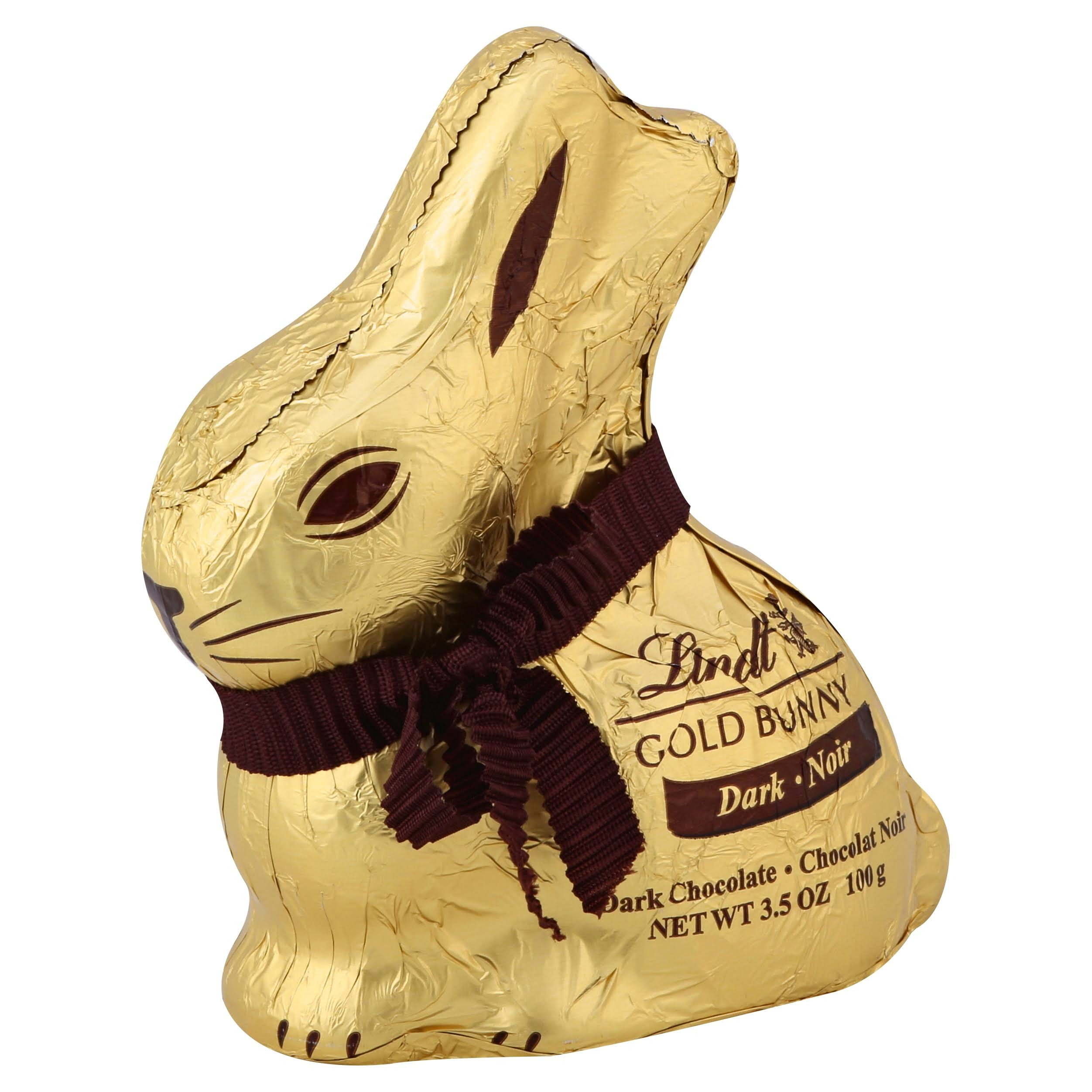 Lindt Gold Bunny Dark Chocolate - 100g