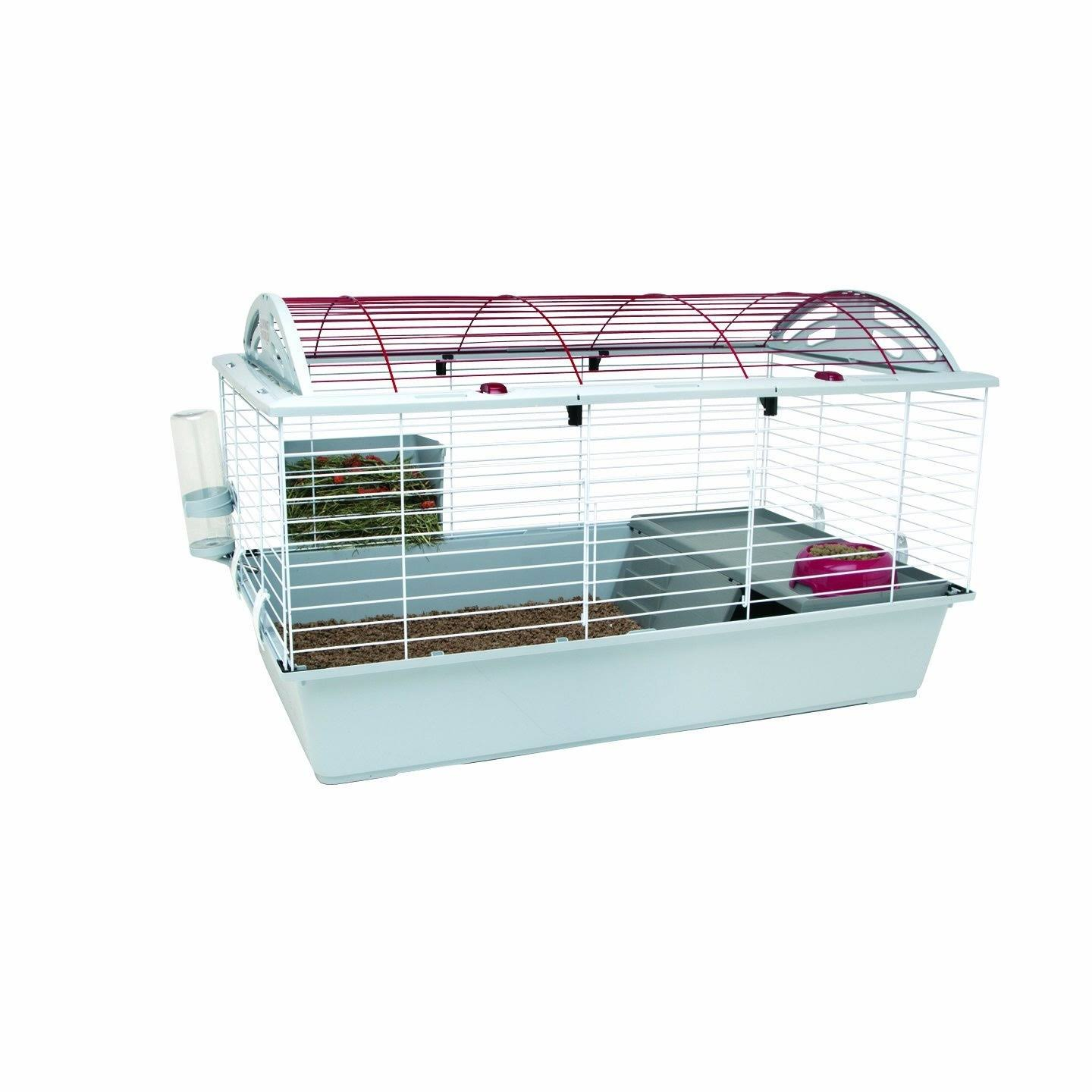 Living World Deluxe Habitat Small Animal Cage - Large