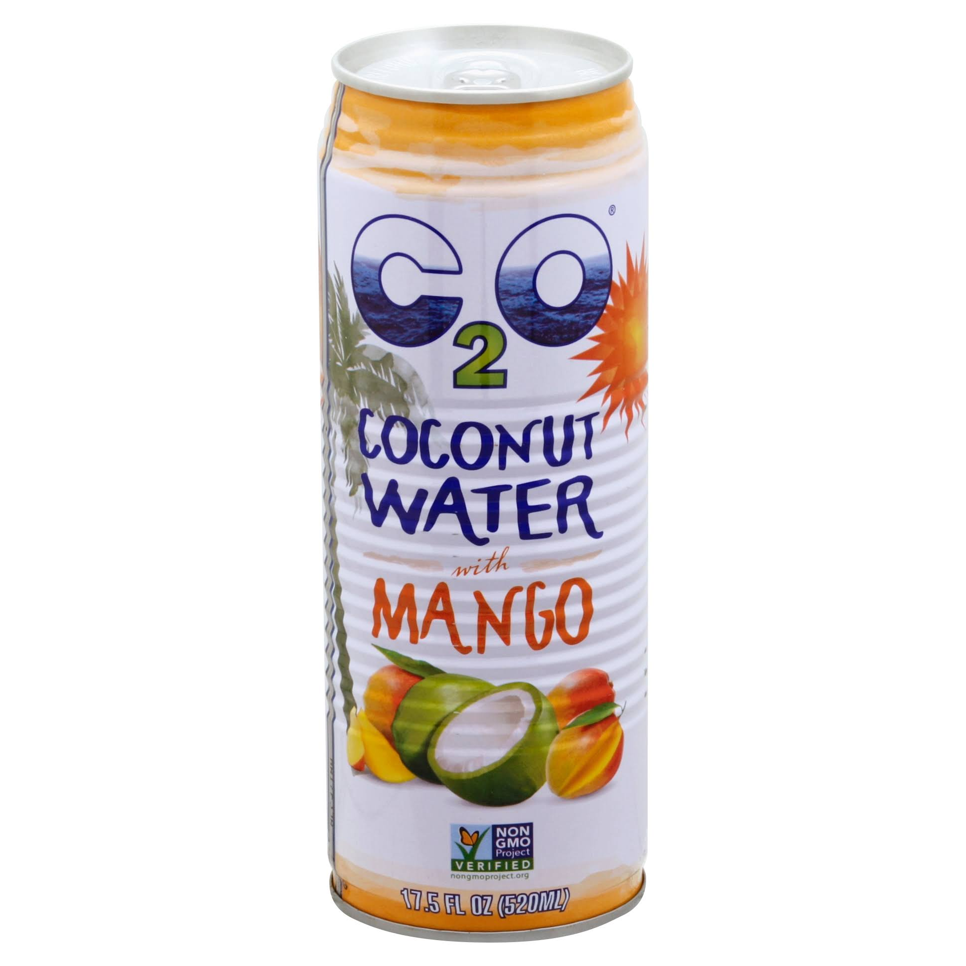 C20 Coconut Water with Mango - 17.5 fl oz can