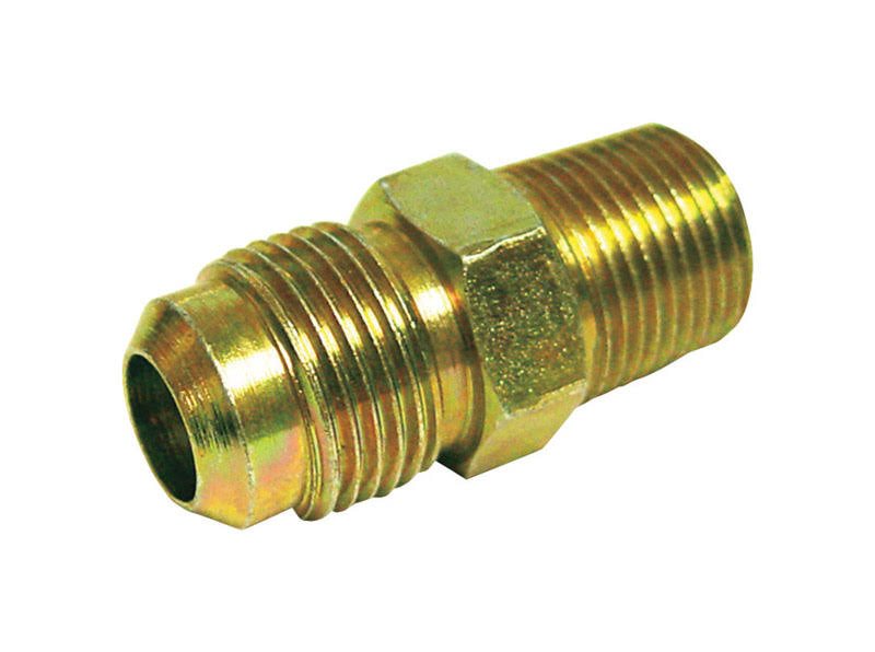 "JMF Brass Flare Connector - 5/8"" x 3/8"""