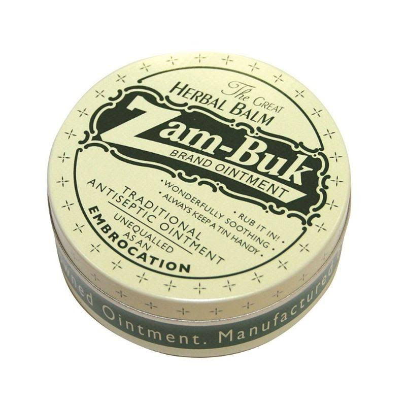 Zam Buk Brand Ointment Herbal Traditional Antiseptic Ointment