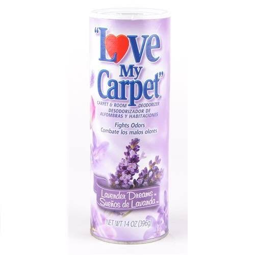 Love My Carpet Lavender Dreams (4 PK)