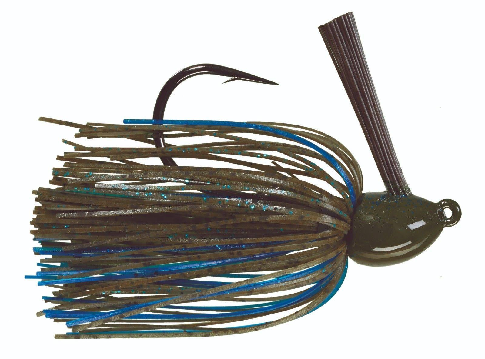 Strike King Hack Attack Jig 3/4 oz. Okeechobee Craw