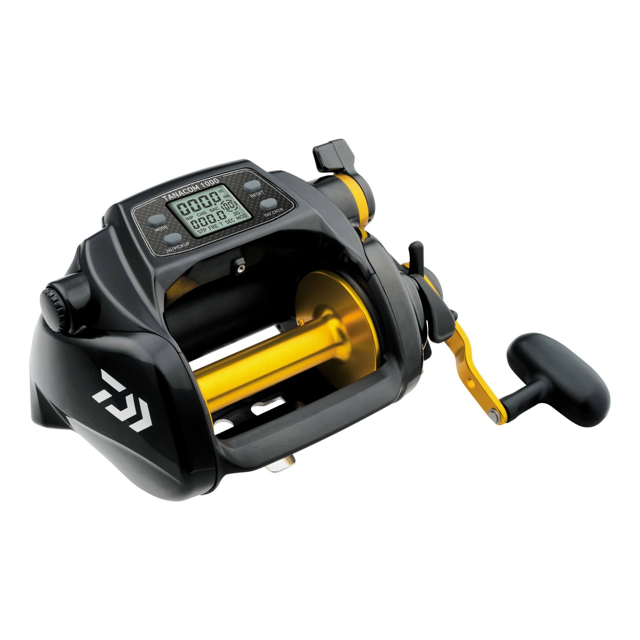 Daiwa Tanacom TANACOM1000 Electric Power Assist Reel
