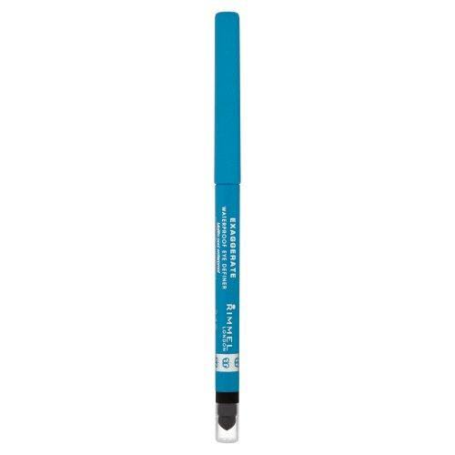 Rimmel London Exaggerate Waterproof Eye Definer - 240 Aqua Sparkle