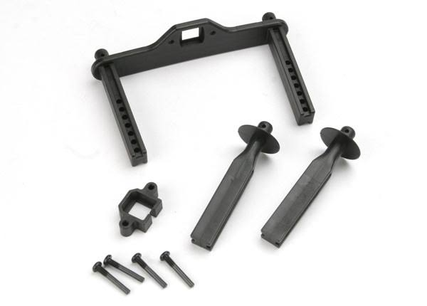 Traxxas Front and Rear Body Mount Posts
