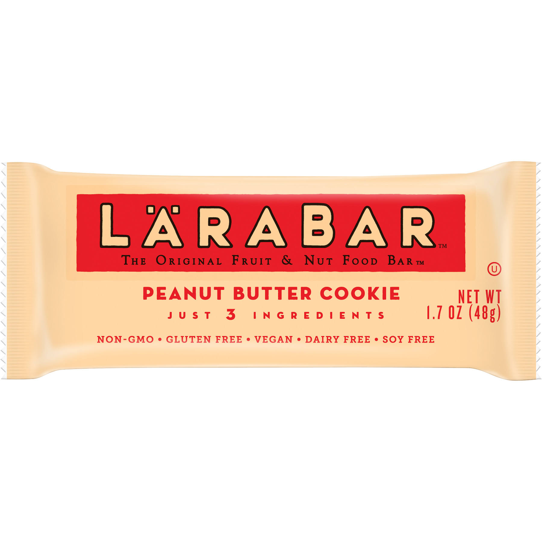 Larabar Peanut Butter Cookie Nutritional Bar