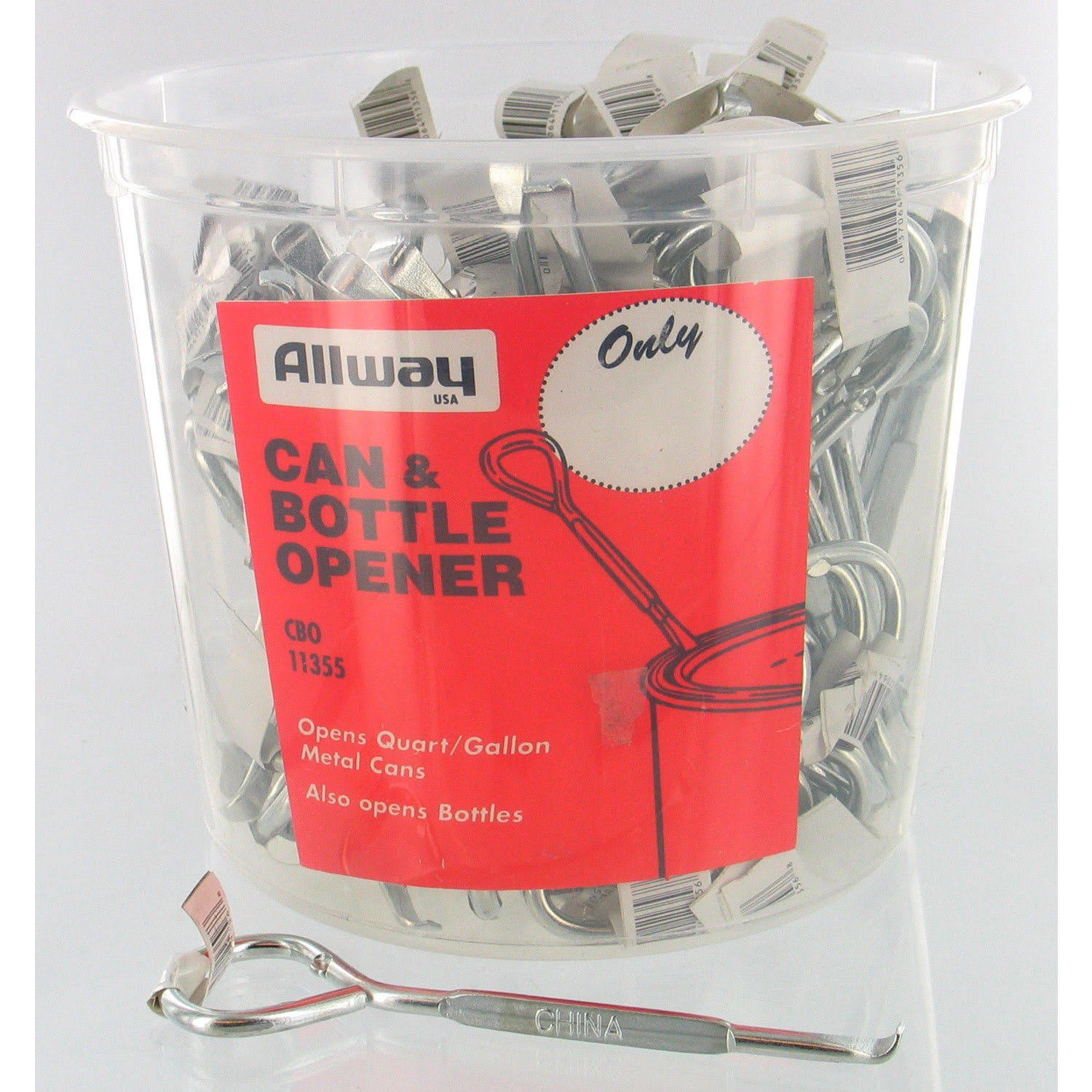 Allway Tools Cbo100 100 Count Can & Bottle Opener