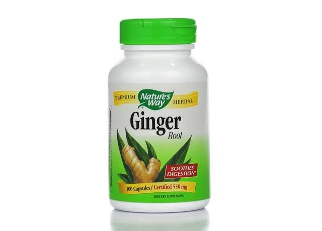 Nature's Way Ginger Root