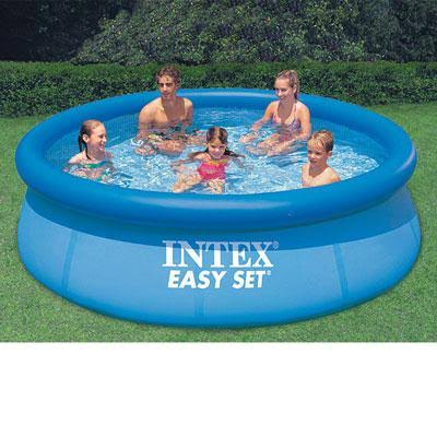 Intex Easy Pool Set - 10'x30""