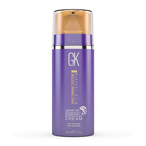 GKhair Leave-In Bombshell Blonde Hair Cream 3.4oz