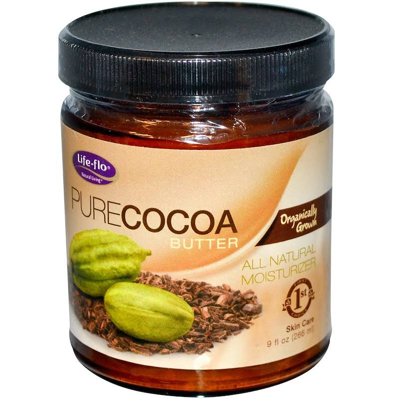 Life-Flo Organic Pure Cocoa Butter - 265g