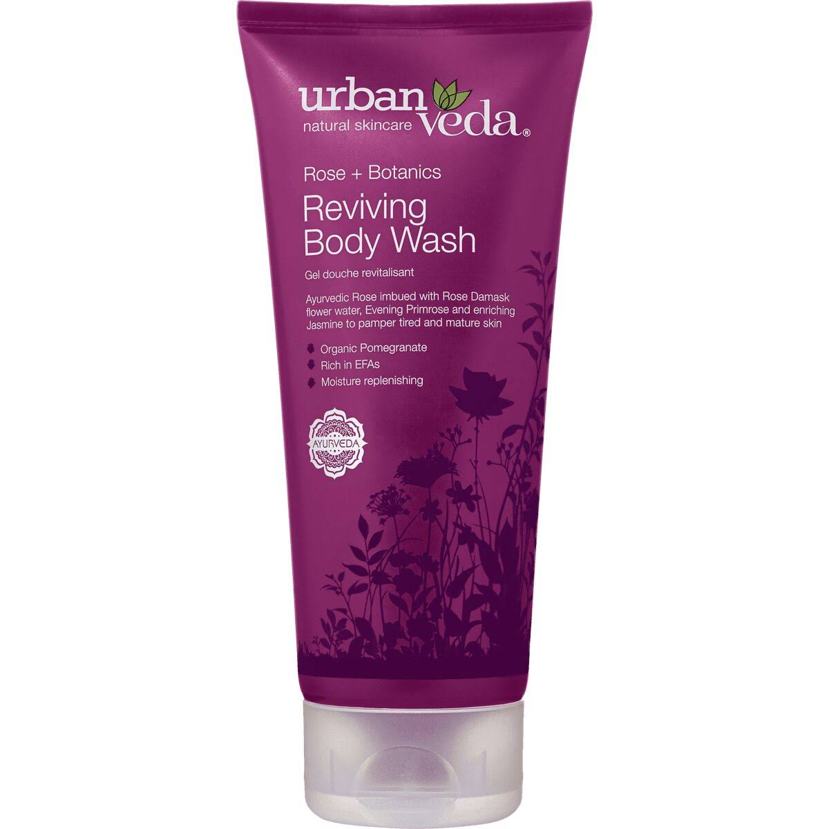 Urban Veda Reviving Body Wash - 200ml