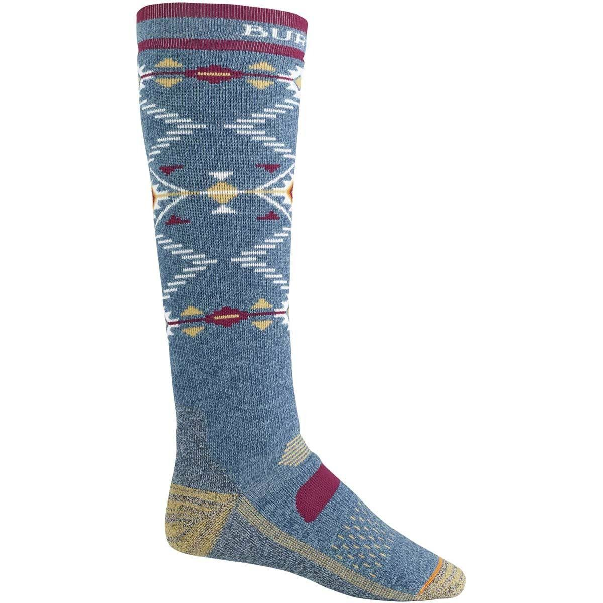 Burton Performance Midweight Snowboard Sock - Men's