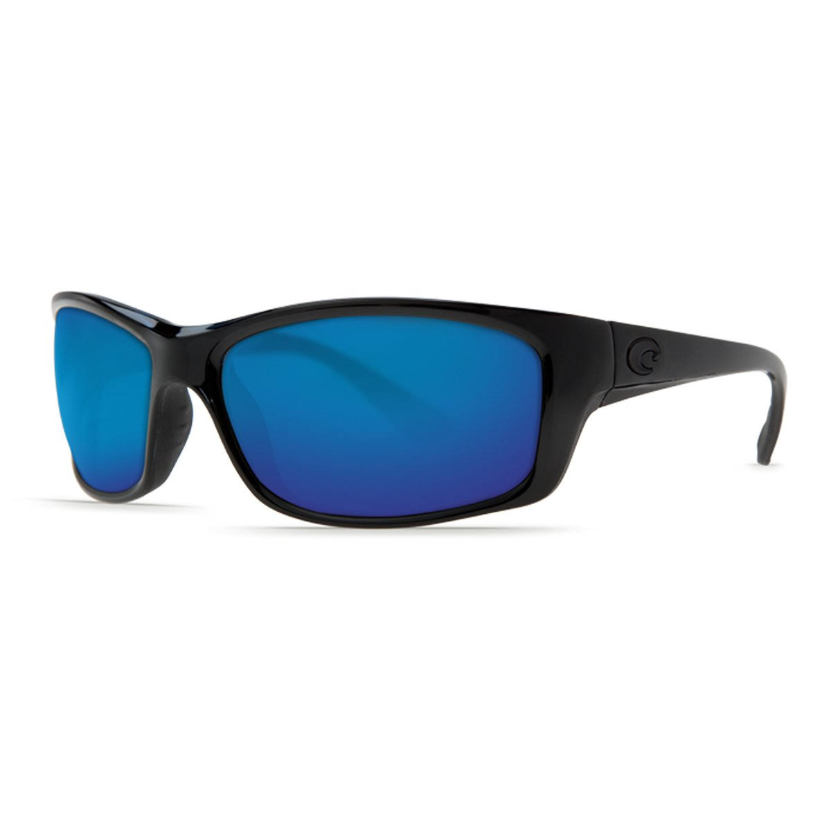 Costa Del Mar Jose Polarized Lens Sunglasses - Blackout and Blue