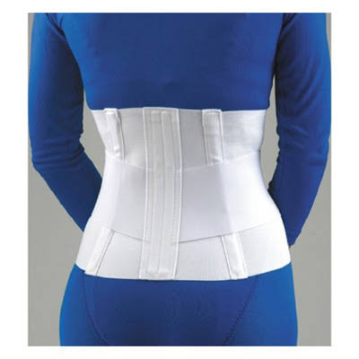 Fla Lumbar Sacral Support with Abdominal Belt