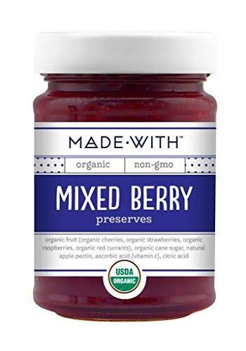 Made with Organic Preserves Mixed Berry