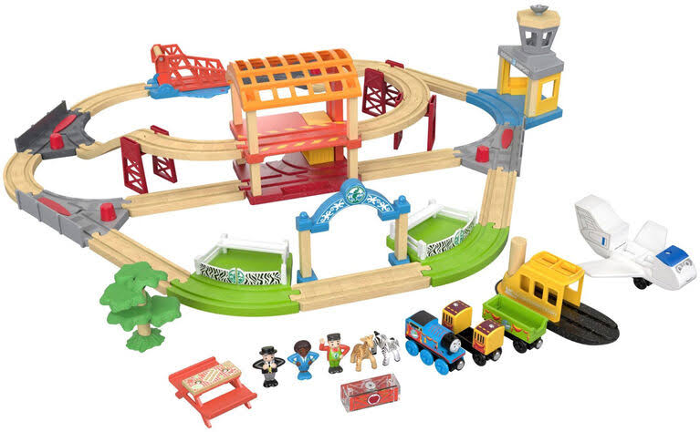 Thomas & Friends Wood, Busy Island Set