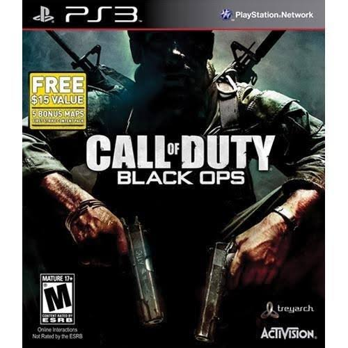 Call of Duty: Black Ops LTO - Playstation 3