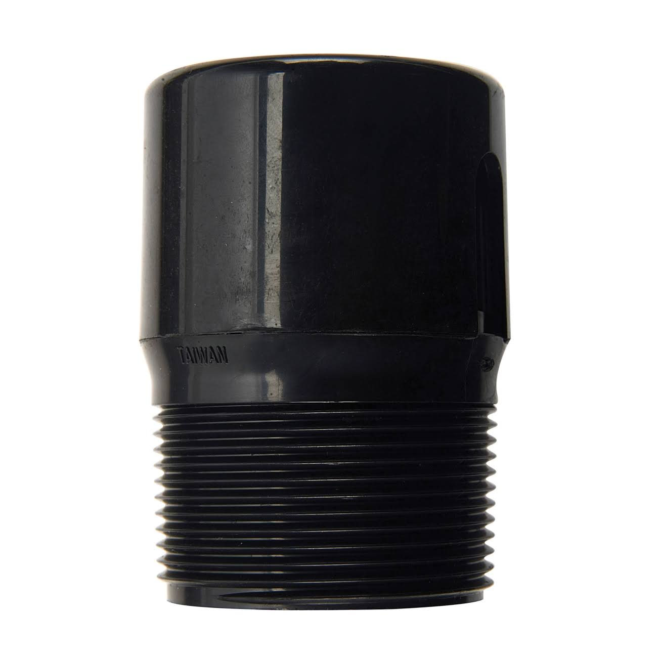 B and K Trap Vent - Black, 1.5""