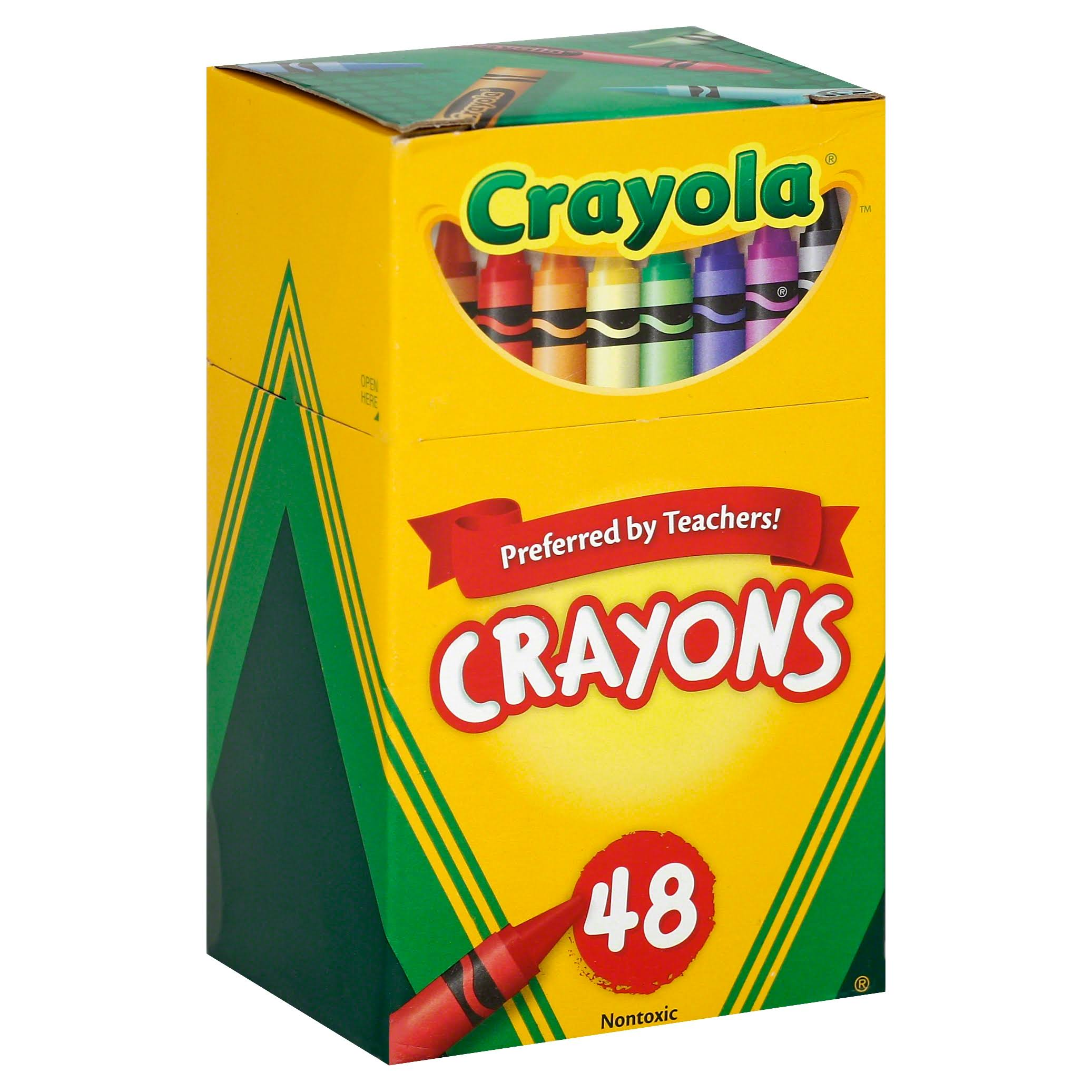 Crayola Crayons - 48 colors
