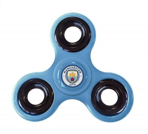 Manchester City Official Football Finger Fidget Spinner