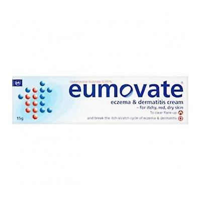 Eumovate Eczema & Dermatitis Cream 0.05% 15g