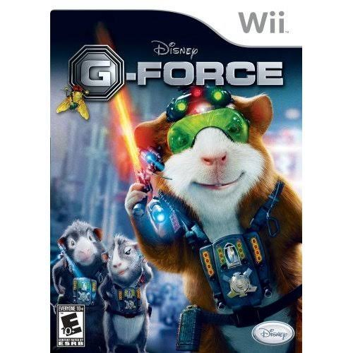 G Force - Nintendo Wii
