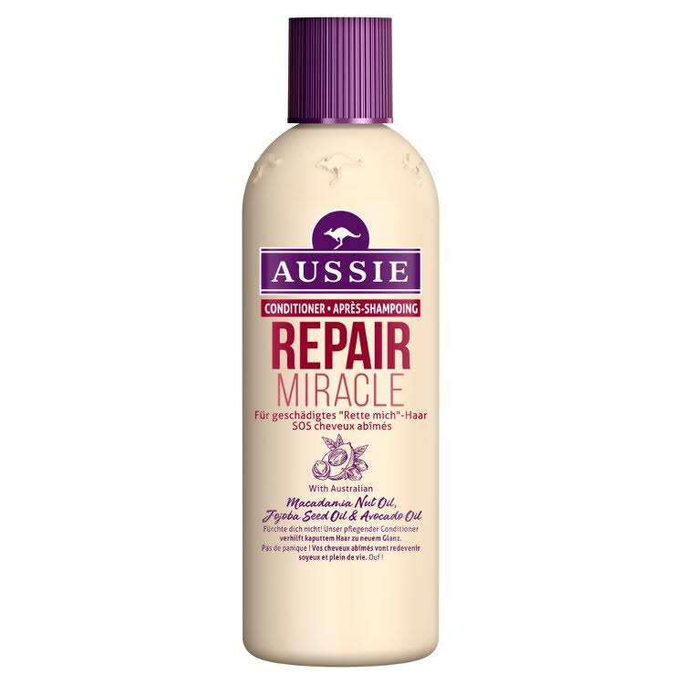 Aussie Repair Miracle Hair Repair Conditioner - 250ml