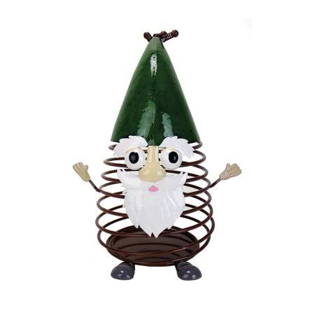 Exhart Springee 12-Inch Gnome Statue