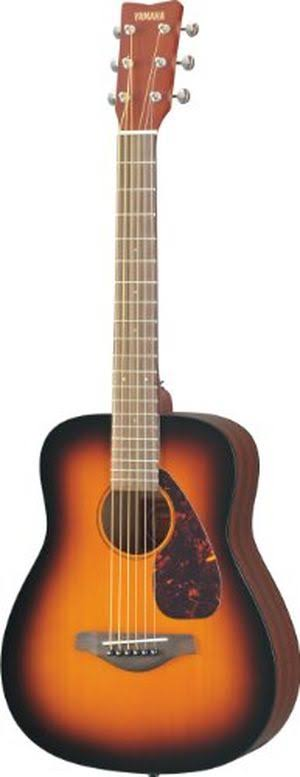 Yamaha JR2TBS Junior Acoustic Guitar - Sunburst Brown