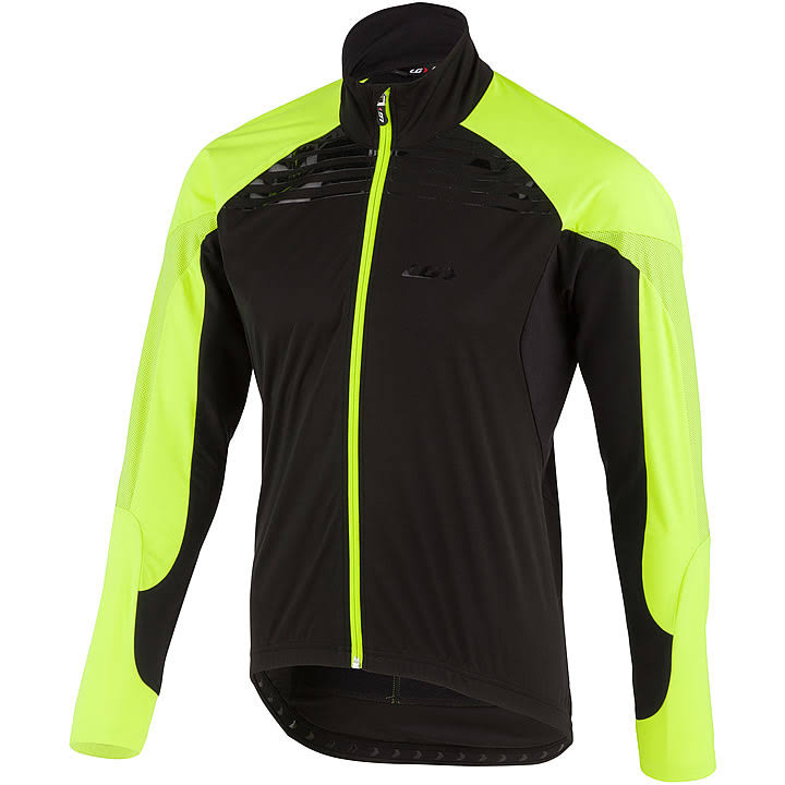 Louis Men's Garneau Glaze RTR Jacket - Black, Medium