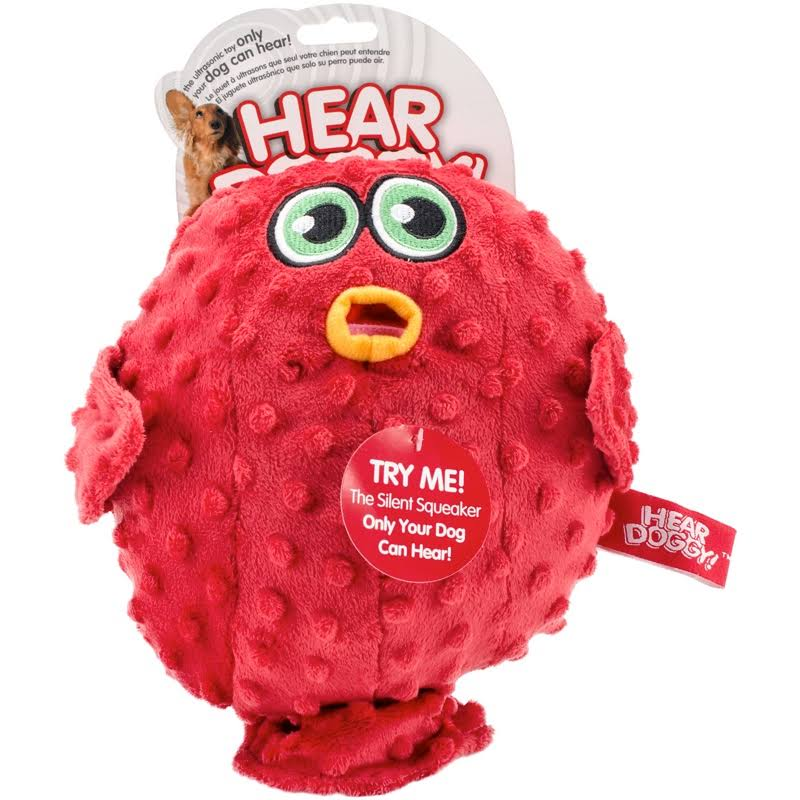 Hear Doggy Blow Fish Dog Toy - Large