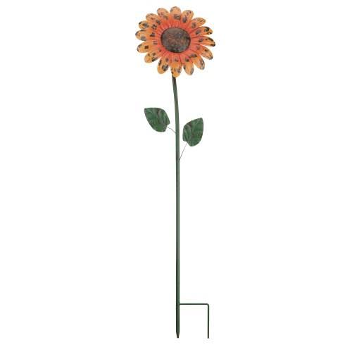 Regal Art & Gift Daisy Rustic Flower Stake, 46""