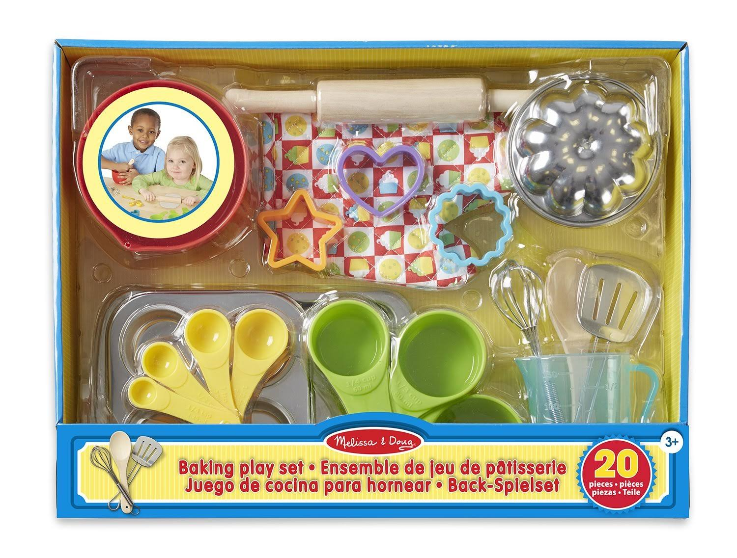 Melissa & Doug - 19356 - Baking Play Set