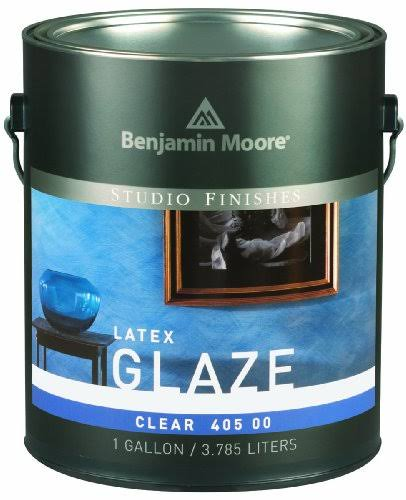 Benjamin Moore qt Latex Glazing Liquid Clear N405-00