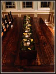 Dining Table Centerpiece Ideas For Everyday by Interesting Handmade Dining Room Table Centerpieces On Farmhouse