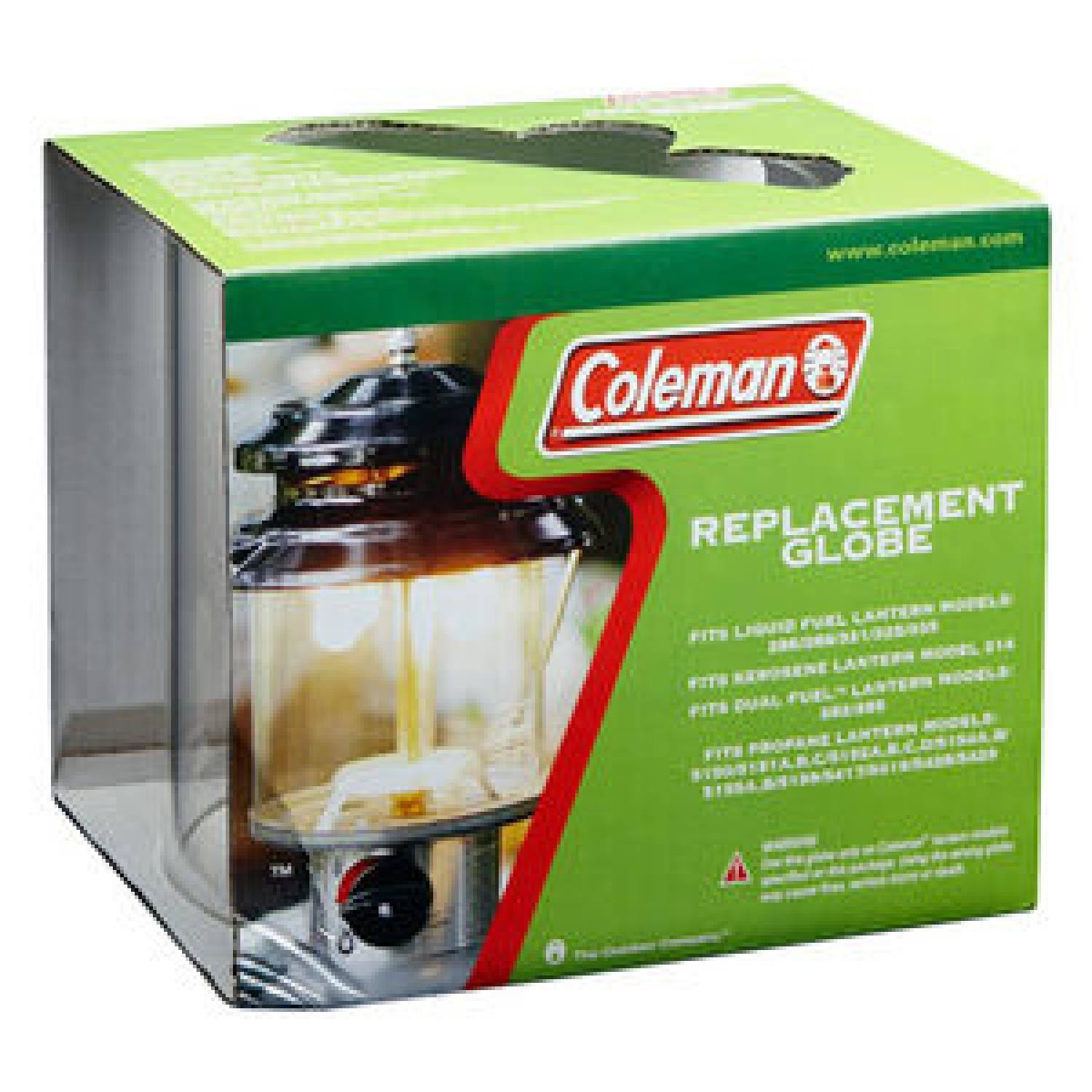 Coleman Lantern Replacement Globe