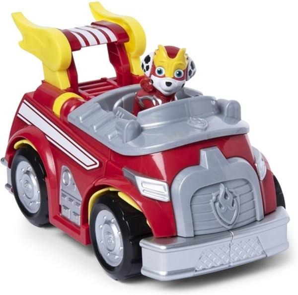Paw Patrol Mighty Pups Super Paw Powered Up Vehicles Assortment