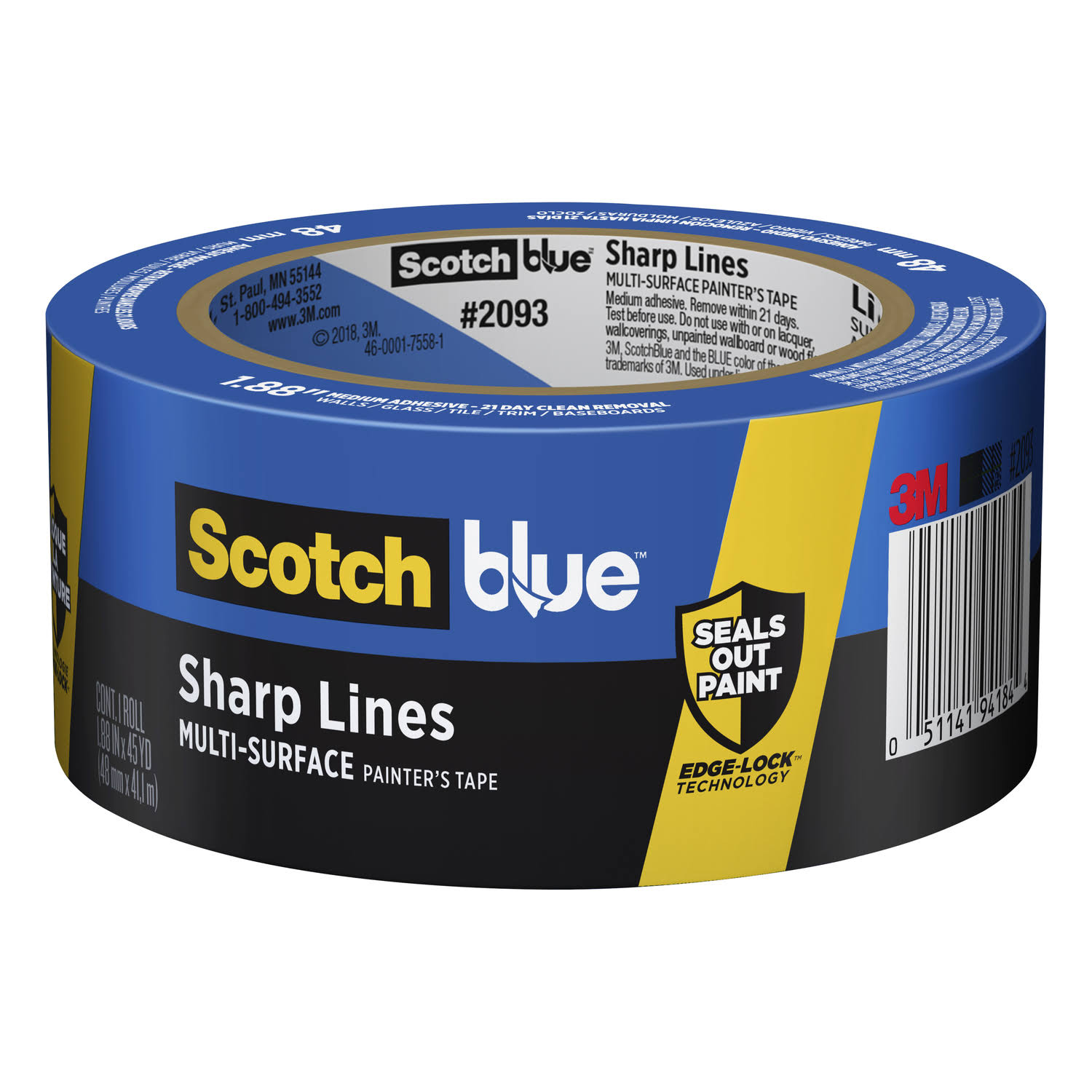 3M ScotchBlue Painter's Tape