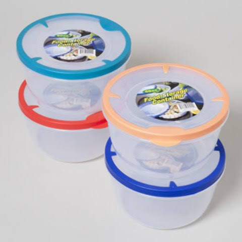 DDI Food Storage Container 60 oz Case Pack 48