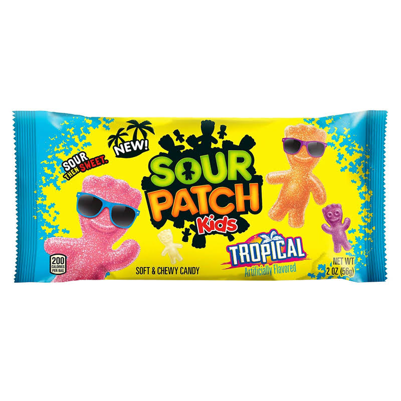 Sour Patch Kids Tropical (56g)