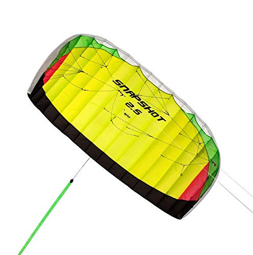 Prism Snapshot 2.5 Speed Foil Kite - Yellow